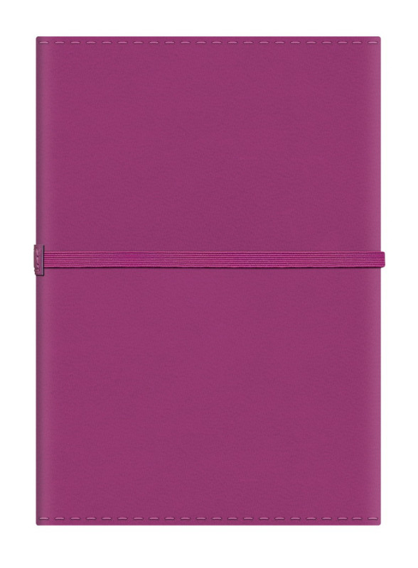 Notizbuch Jack-Book A6 pink