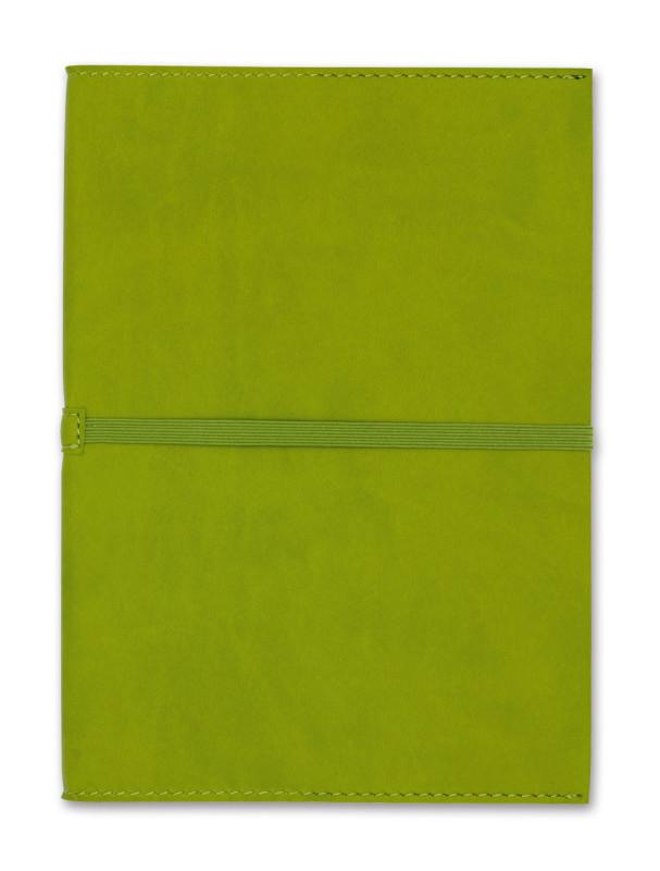 Notizbuch Jack-Book A6 grün