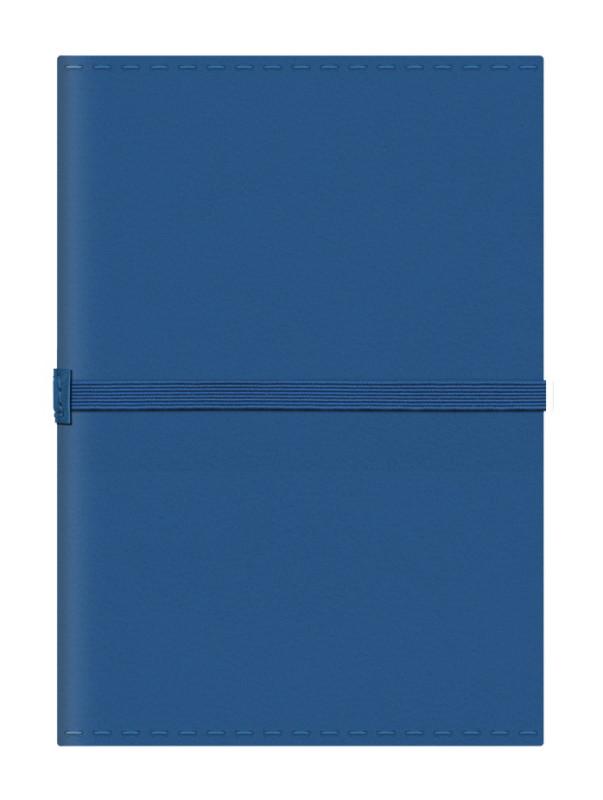 Notizbuch Jack-Book A6 blau