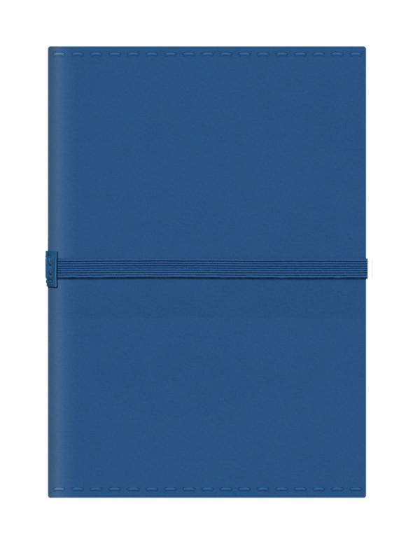 Notizbuch Jack-Book A7 blau
