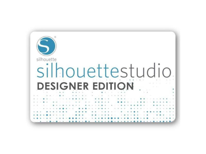 Silhouette Software Designer Edition Update ESD