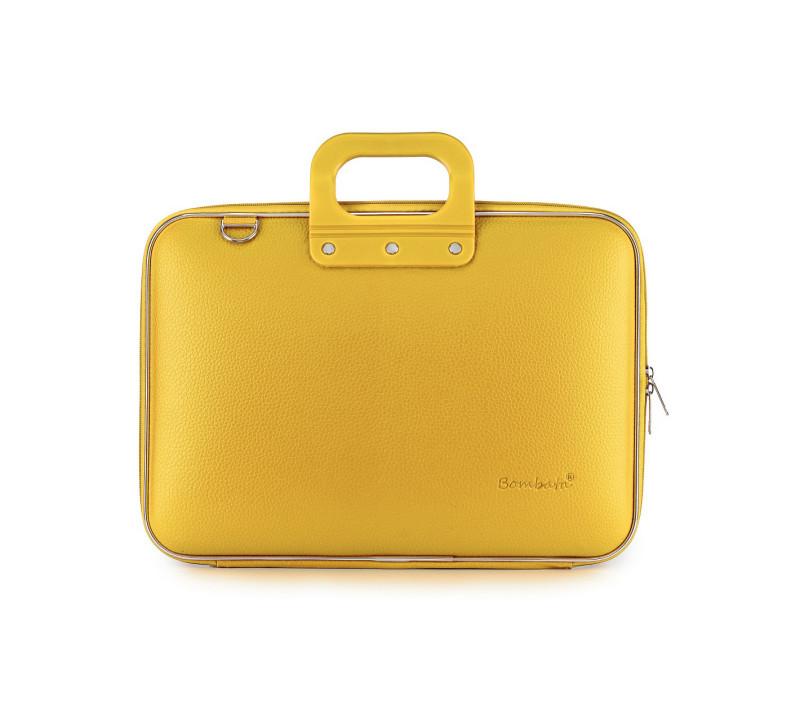 Laptophülle Bombata Classic 15.6 safran