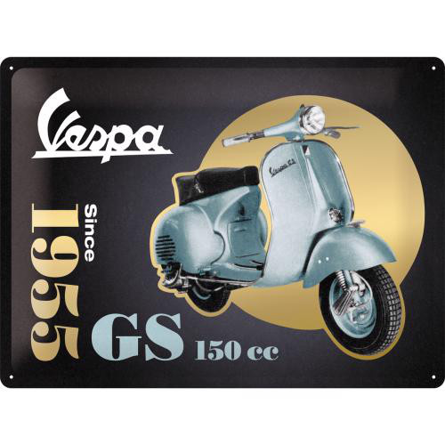 Schild Vespa Blechschild 30x40 Special Edition, 30x40