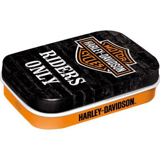 Mint Box, Harley-Davidson, 6x2x4