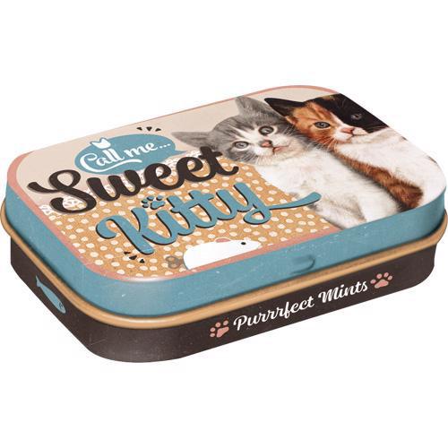 Mint Box, Sweet Kitty, 6x2x4