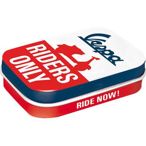 Mint Box, Vespa - Riders Only, 6x2x4