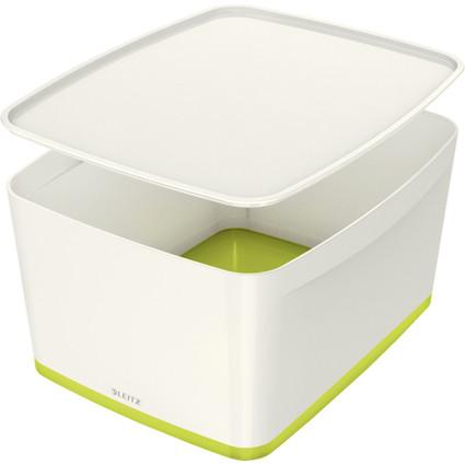 MY BOX A4+DECKEL GRÜN