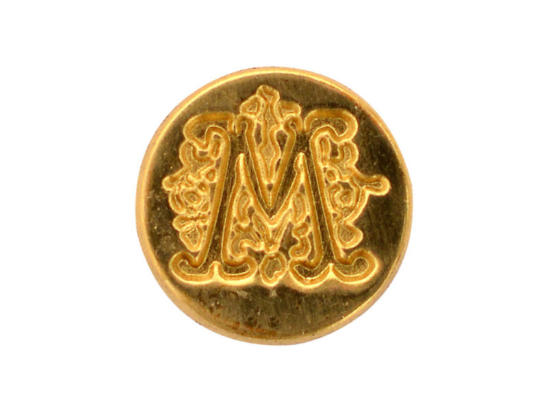 Siegelstempel Mini M
