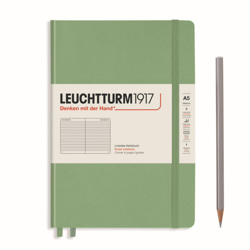 LEUCHTTURM MEDIUM LIN.MINT