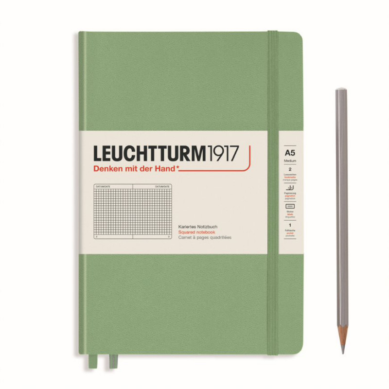 LEUCHTTURM MEDIUM CAR.MINT