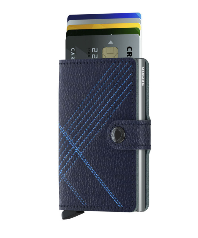 MINIWALLET SECRID STITCH