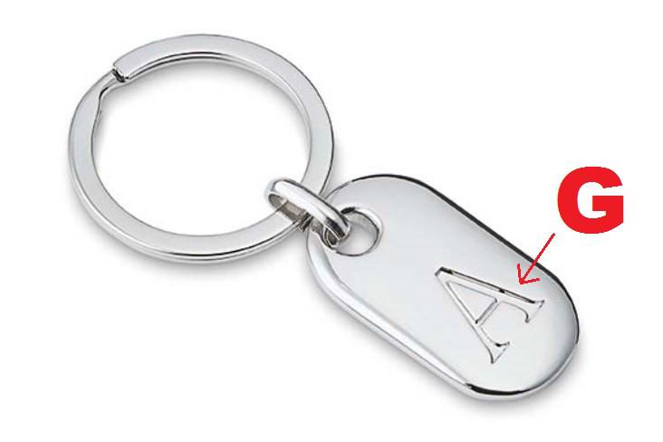 Schlüsselanhänger Philippi G