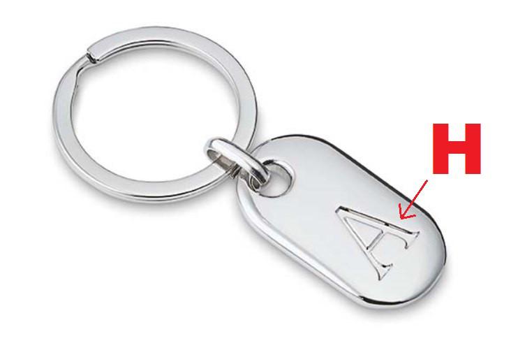 Schlüsselanhänger Philippi H