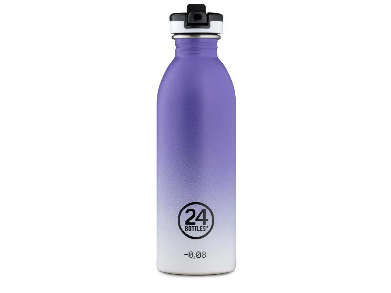 Trinkflasche Urban 500 ml Purple Rhythm