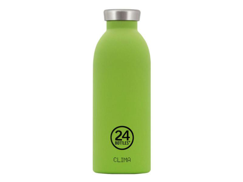 Thermosflasche Clima 0.5 l Lime Green
