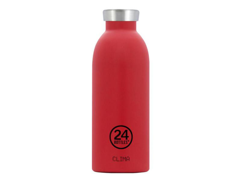 Thermosflasche Clima 0.5 l Hot Red