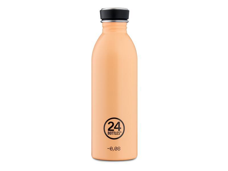 Trinkflasche Urban 500 ml Peach Orange