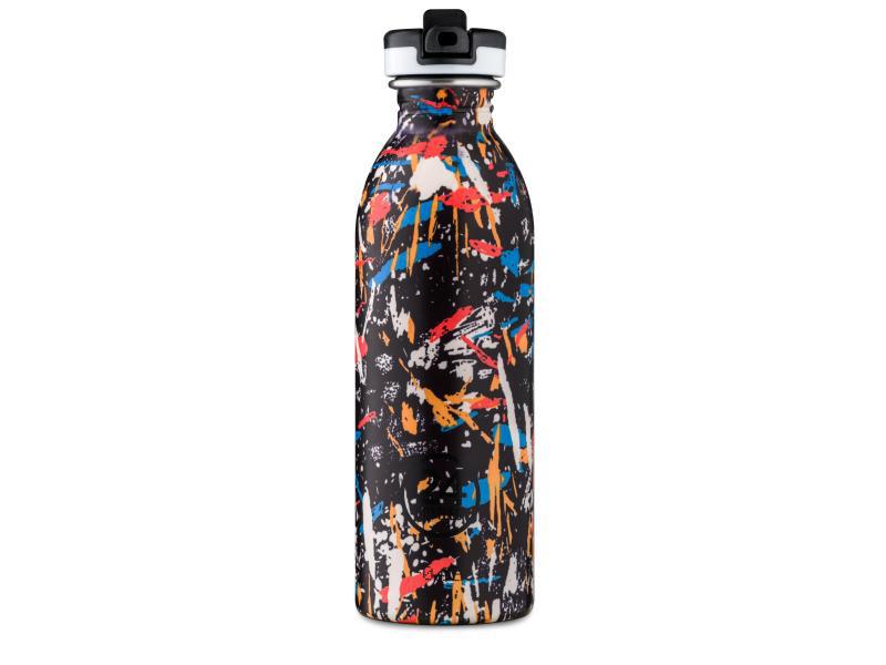 Trinkflasche Urban 500 ml Graffiti Beat
