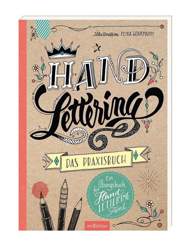 Buch Handlettering - Das Praxisbuch