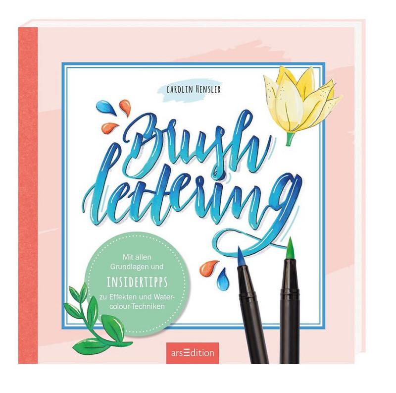 Buch Brushlettering