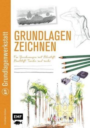 Buch Grundlagenwerkstatt: Grundlagen Zeichnen