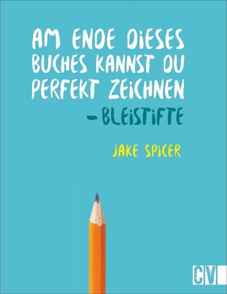 Buch Bleistifte am Ende dieses Buches...