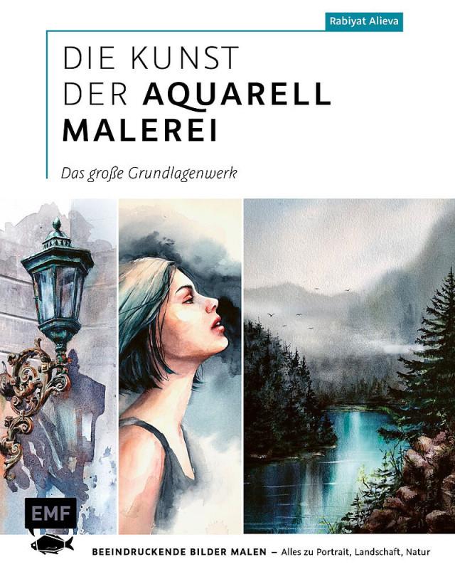 Buch Die Kunst der Aquarellmalerei
