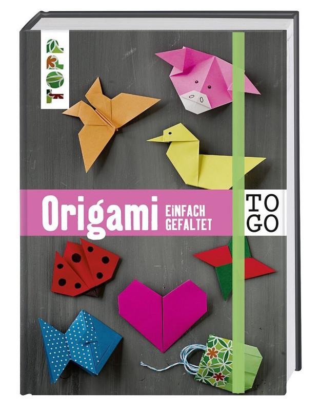 Buch Origami to go: einfach gefaltet