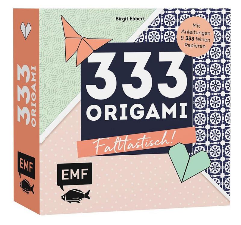 Buch 333 Origami - Falttastisch!