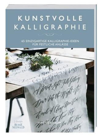 Buch 7253 Kunstvolle Kalligraphie