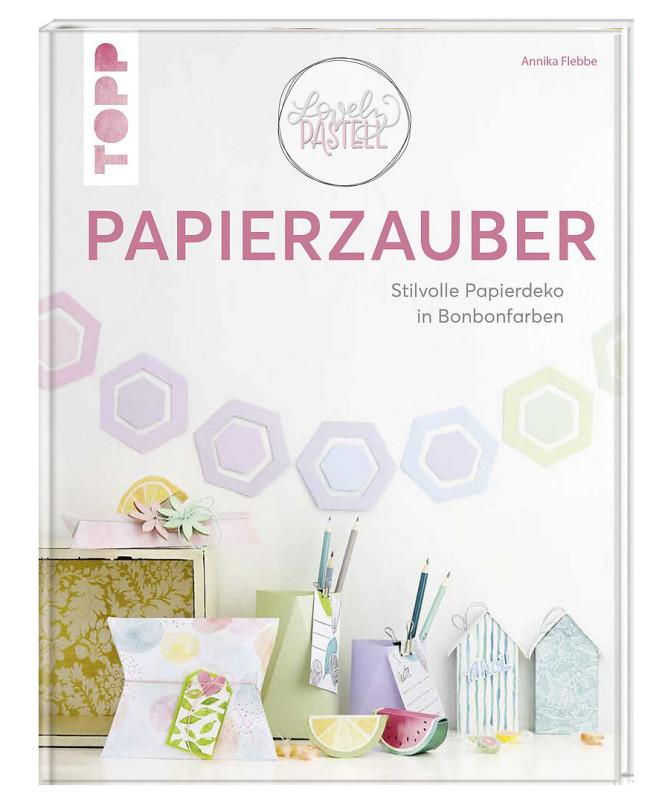 Buch 5301 Papierzauber Lov.Pastell
