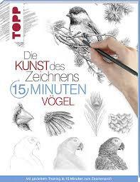 Buch 8275 Kunst d.Zeichnens Vögel
