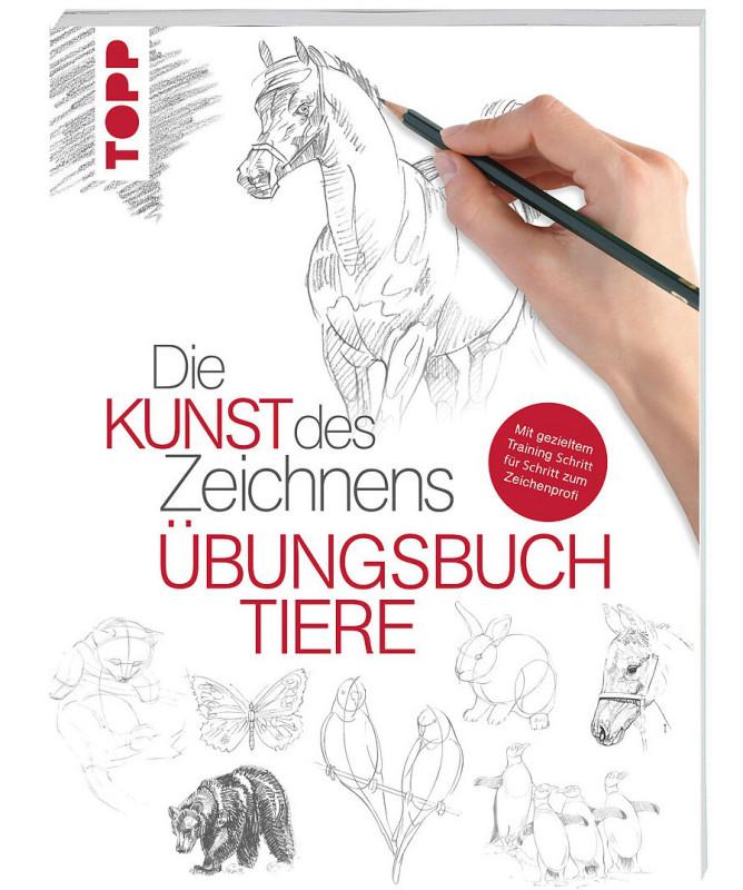 Buch 8262 Kunst d.Z.Tiere Übungsbuch