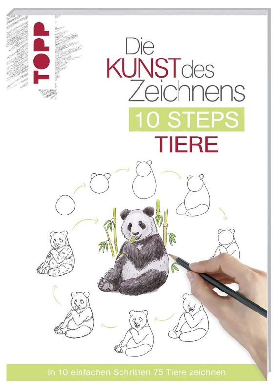 Buch 8391 K.d.Z.10 Steps Tiere