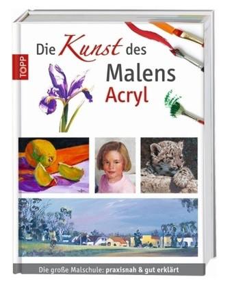 Buch 6196 Kunst des Malens Acryl