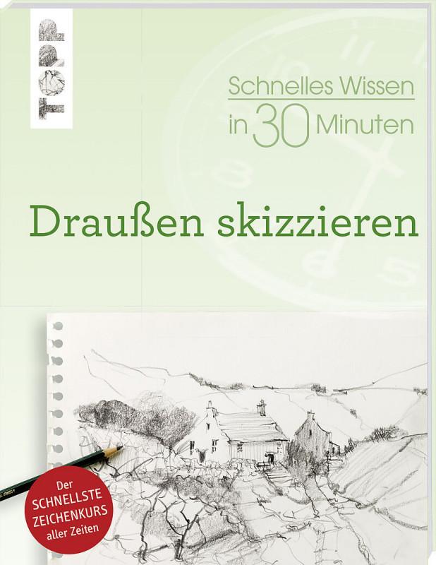 Buch 6984 Schn.Wiss.Draussen skizzieren