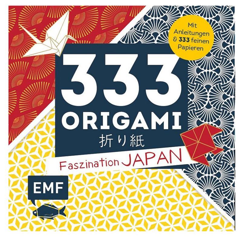 Buch 333 Origami Fasz.Japan