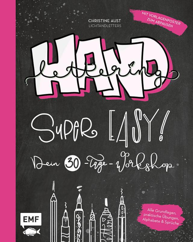 Buch Handlettering - Super easy!